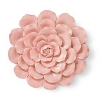 Pink Flower Wall Décor - Pillowfort™