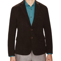 General Assembly Men's Marfa Corduroy Jacket - Brown -
