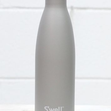 S'well Bottle: Smokey Quartz Stone {17 oz}