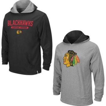 Chicago Blackhawks Home And Away Reversible Hoodie