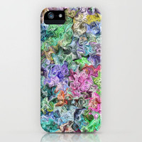 Cotton Candy iPhone Case by Alice Gosling | Society6