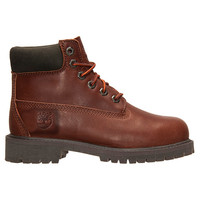 Kids' Timberland 6 Inch Premium Smooth Boots