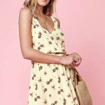 Lottie Moss Tie Strap Dress at PacSun.com