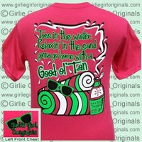 Good ol' Tan (Short Sleeve) [gg-164] - $16.99 : Girlie Girl™ Originals - Great T-Shirts for Girlie Girls!