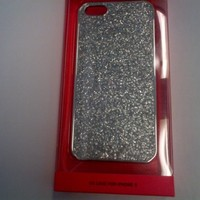 New Silver Victoria's Secret Case for iPhone 5 - Bling, Bling
