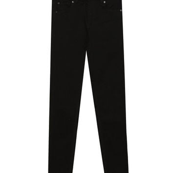 Skinny capri jeans - Jeans - Denim - HIDDEN - PULL&BEAR United Kingdom