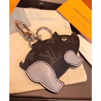 Louis Vuitton Lv Pig Bag Charm And Key Holder Mp1994 - Best Online Sale