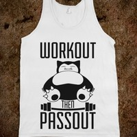 Workout Passout