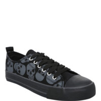 Skulls Low Top Sneakers