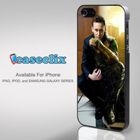 Tom Hiddleston Loki for Smartphone Case