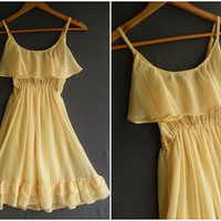 It's Always About You Mini Sun Dress I Love by Thaiclothes