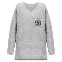 Monogram Sweater | Marleylilly