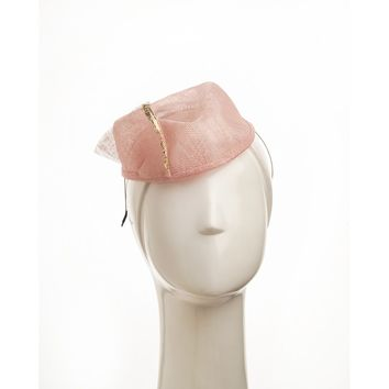 Invincible Rose Fascinator