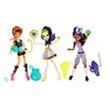 Monster High Ghoul Sports Doll Case