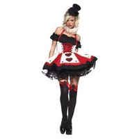 Dark Heart Queen Adult Costume - Costumes