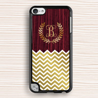 monogram ipod case,wood grain chevron ipod touch 4 case,golden chevron ipod touch 5 case,art wood grain ipod 4 case,new ipod 5 case,golden chevron touch 4 case,personalized touch 5 case
