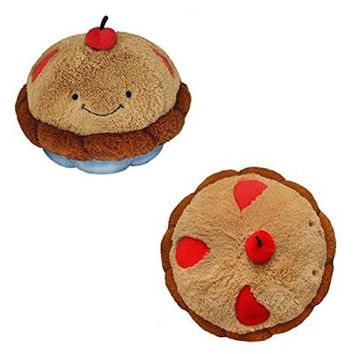 Squishable Cherry Pie Plush 15 Inch