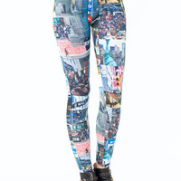 new-york-city-printed-leggings BLUERUST - GoJane.com