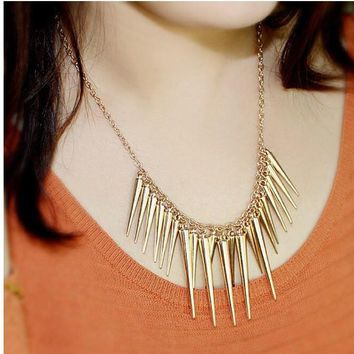 Punk Spike Necklace