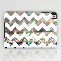 Afterparty Chevron iPad Case by Beth - Paper Angels Photography
