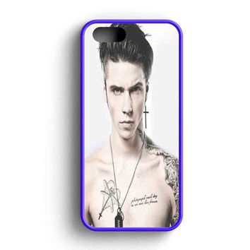 Andy Biersack Black Veil Brides Shirtless  iPhone 5 Case iPhone 5s Case iPhone 5c Case