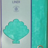 Shower Curtain Liner - Bright Colors