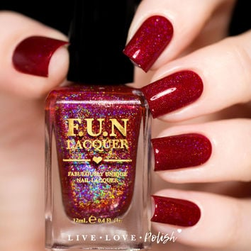 FUN Lacquer Powerful Nail Polish (Sveta Sanders Collection)