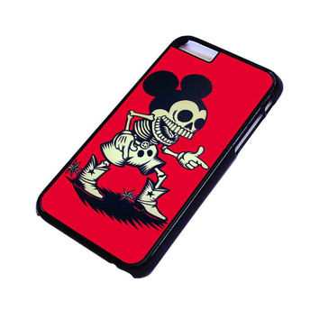 MICKEY MOUSE ZOMBIE Disney iPhone 4/4S 5/5S 5C 6 6S Plus Case Cover