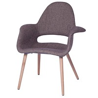 Forza Dining Chair, Brown