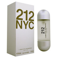 212 by Carolina Herrera,  Eau De Toilette Spray for Women