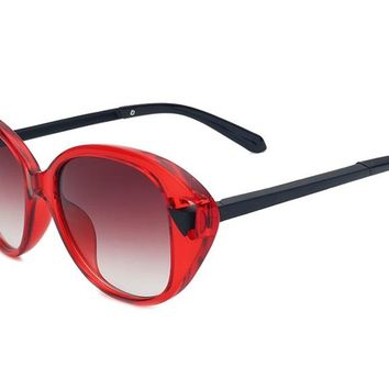 Vintage Cat Eye Sunglasses For Women