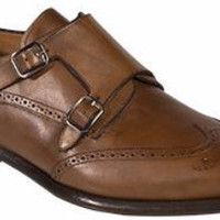 Coruna Monkstrap by Mezlan
