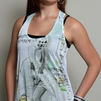 Marilyn Monore Some Like It Hot Tank Top | Viktor Viktoria Online Fashion Boutique