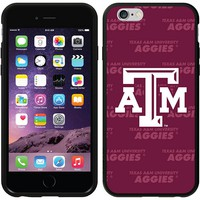 Coveroo, Inc. Texas A&M Aggies Repeating iPhone 6 Switchback Snap-On Case 786-9706-BK-FBC (Tam Team)