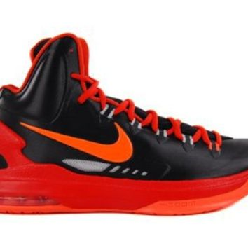 Nike Men's Kd V Basketball Shoes 9 Black/orange