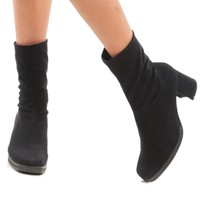 Vintage 90's City Slicker Sock Boot - US 6.5