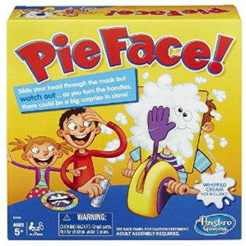 Pie Face Game by HASBRO