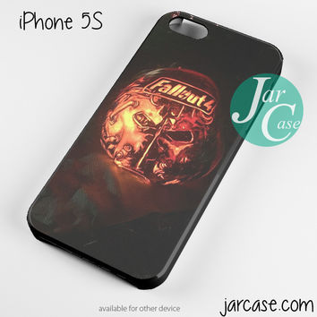 Fallout 4 Art Phone case for iPhone 4/4s/5/5c/5s/6/6 plus