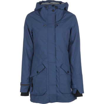 Women's Bench Coats Bench Wolfish Coat Neutral Grey SURF
