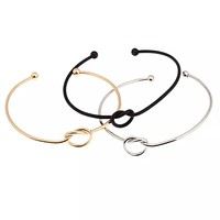 Knot Me Cuff - (MORE COLORS)