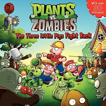 The Three Little Pigs Fight Back (Plants Vs. Zombies)