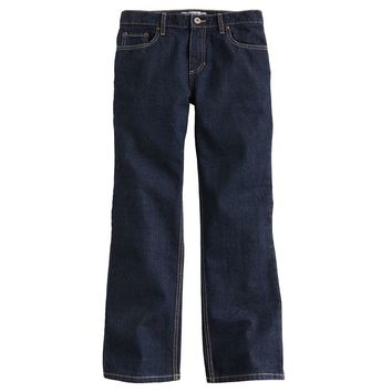 Urban Pipeline Relaxed Straight Jeans - Boys