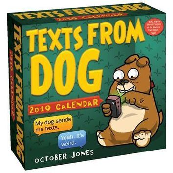 Texts from Dog 2019 Day-to-Day Calendar