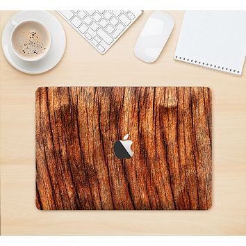 "The Warped Wood Skin Kit for the 12"" Apple MacBook"