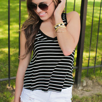Stripes For Days Tank