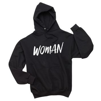 "Harry Styles ""Woman"" Unisex Adult Hoodie Sweatshirt"