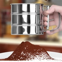 Newest Stainless Steel Mesh Flour Sifter