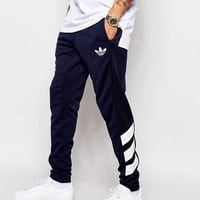 adidas Originals Skinny Joggers AJ7672 at asos.com
