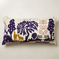 Animal Outline Pillow