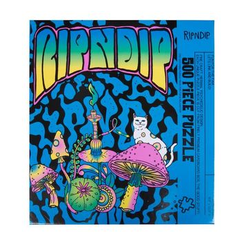 Psychedelic Puzzle   RIPNDIP